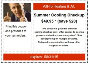 Cooling Coupon